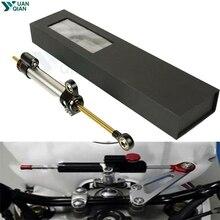 Motorcycle Adjustable Damper Steering Stabilize Safety Control FOR BMW HP4 F850GS K1300S F800R R1200GS F650GS R1200R S1000RR