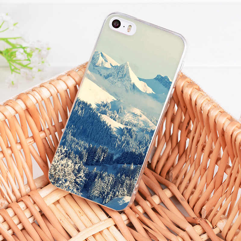 coque iphone 8 mountain
