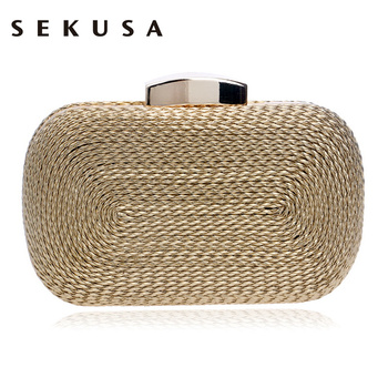 SEKUSA Fashion Women Messenger Bags