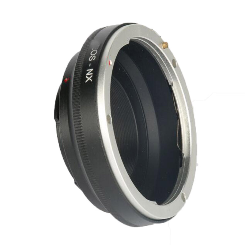 цена FOR Canon EOS-NX EF-NX Adapter Ring EF EF-S Lens Adapter to for Sumsang NX Mount Camera NX5 NX10 NX11 NX20 NX200 NX300 NX1000 в интернет-магазинах