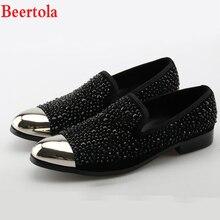 d5cbdc20d6 Compra metal crystal men shoes y disfruta del envío gratuito en ...