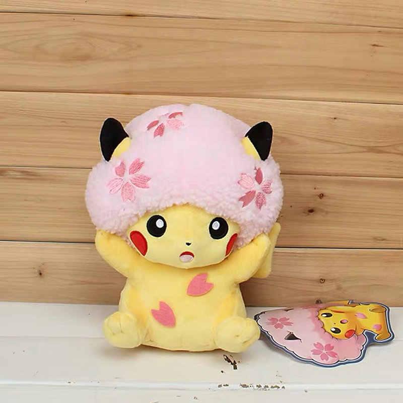 Chất Lượng Cao Pikachu Nhồi Bông Búp Bê Mewtwo Eevee Đồ Chơi Anime Nhật Bản Hình Trò Chơi Búp Bê Đồ Chơi Cho Bé Trai Sinh Nhật