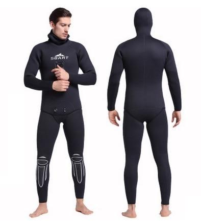 Moški 3MM potapljaške obleke Witsuit Plavanje Surfanje po celem - Športna oblačila in dodatki - Fotografija 1