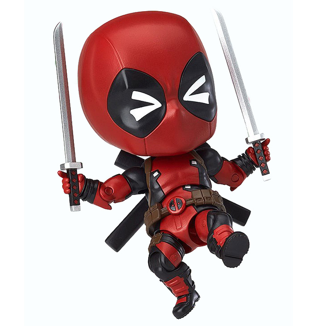 Nendoroid Series NO.662 Deadpool Orechan Edition 2