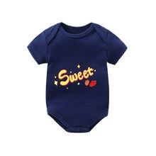 4bfd7eea1 2019 ysculbutol nuevo diseño de moda dulce bebé mono personalizado