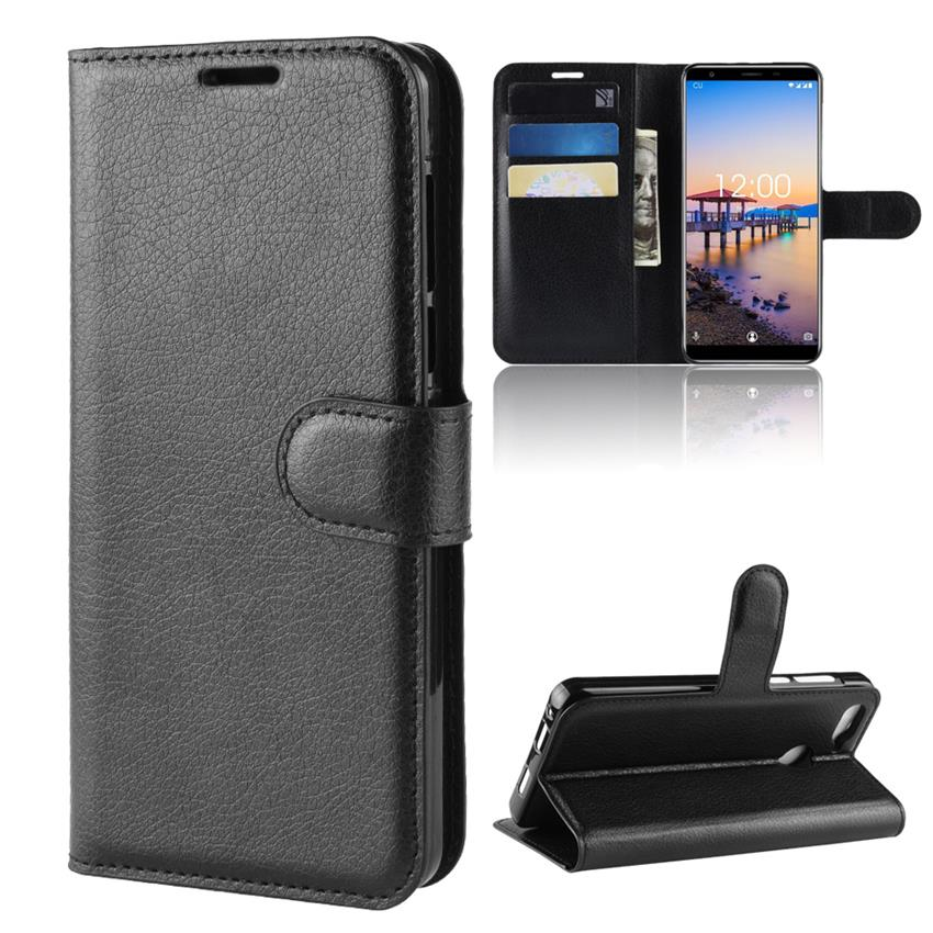 <font><b>Oukitel</b></font> C11 Pro Case Flip Wallet Pu Leather Cover Phone Case For <font><b>Oukitel</b></font> C11 Pro <font><b>C11pro</b></font> Oukitelc11pro Case Protective Cover 5.45 image