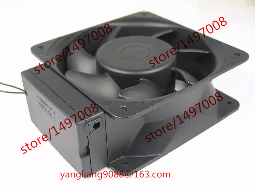 цены  Free Shipping Emacro ORIX MRS16-BUL AC100V/115V 0.47A 2-wire 120mm 160X160X62mm Server Square Cooling Fan