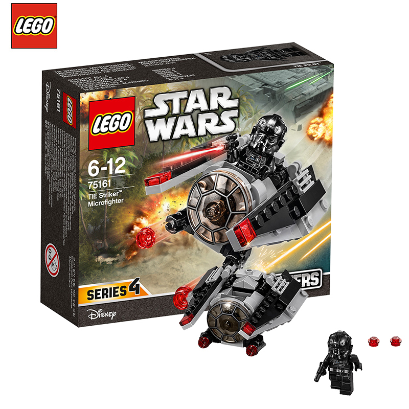 LEGO Star Wars Series Titanium Mini Fighter Attack