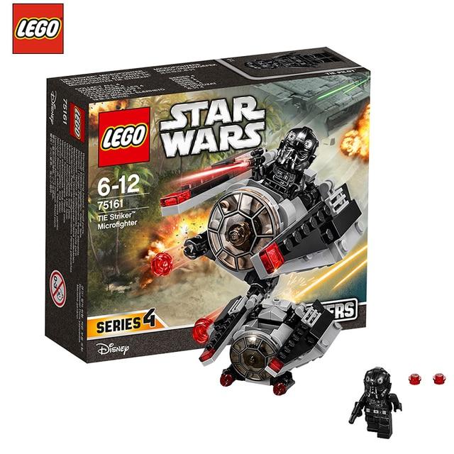 LEGO Star Wars Series Titanium Mini Fighter Attack Aircraft Blocks ...