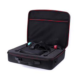 Newest Hard Travel Cover Case for Oculus Rift + Touch Virtual Reality System PC Virtual Reality Headsets Protective Storage Bag