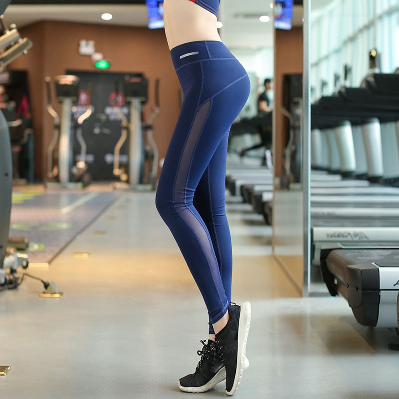 Yoga Pants Dry Fit Sport Pants Fitness Gym Workout Running Tight Sport Leggings