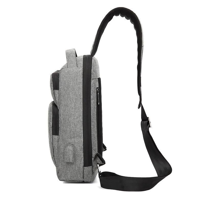 TFONE Abstract Glitter Pattern Crossbody Bag Lightweight Chest Shoulder Messenger Pack Backpack Sling Bag