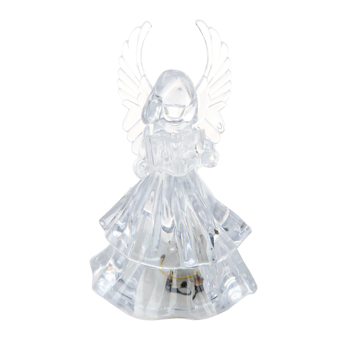 Wholesales Item Color Changing LED Angel Night Light