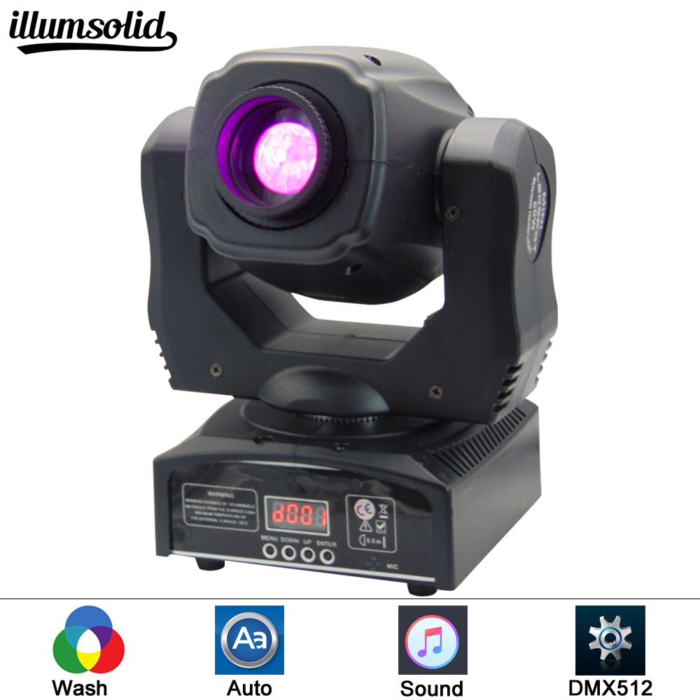 (1 pieces/lot) moving 60w LED Moving Head gobo Light led dmx 512 control mini dj diso moving heads 60w moving 60w led moving head gobo light led dmx 512 control mini dj diso moving heads 60w