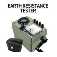 ZC29B 1 Grounding Resistance Tester Earth Stop Meter Shaking Lightning Protection Prote