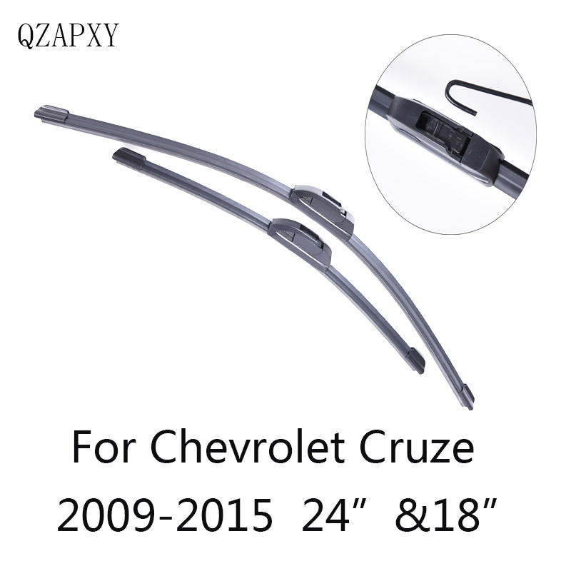 QZAPXY Car Wiper Blades for Chevrolet Cruze 24