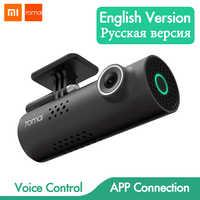 Controllo vocale Xiaomi 70mai Macchina Fotografica Dell'automobile DVR Full HD 1080P Dash Cam Videocamera per auto Wifi di Visione Notturna 130 Grandangolare auto Video Recorder