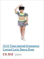 ༼ ộ_ộ ༽Латинское платье танцевальные костюмы для детей ...