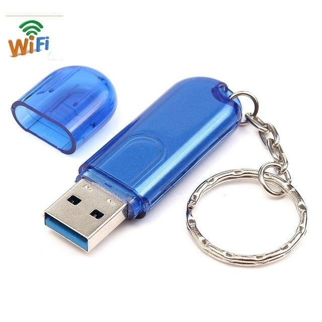 Wi-fi USB Drive3.0 Flash 8 GB 16 GB 32 GB 64 GB USB Flash Drive Memoria USB Disk Memory Stick Pen Drive de Disco Para PC MAC Notebook