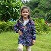 4 6 8 10 12 Year Baby Girls Jackets Child Hooded Waterproof Windproof Outerwear Warm Polar