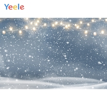 Yeele Wallpaper Fallen Snow Glitter Party Room Decor Photography Backdrop Personalized Photographic Backgrounds For Photo Studio