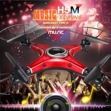 2016 NEW jjrc remote control Music Drone Quadcopter With Speaker Rc Hexacopter Profession Rc Flying Helicopter
