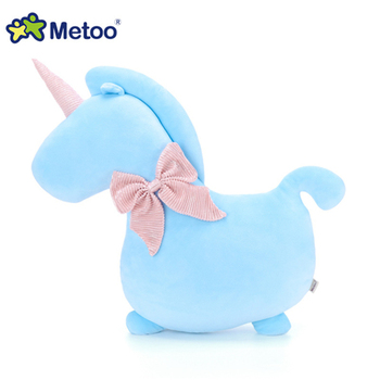 2019, muñeca Kawaii Metoo, juguete de peluche, muñeca unicornio suave, almohada para apaciguar el sueño, juguetes de peluche para niños, regalo de Navidad
