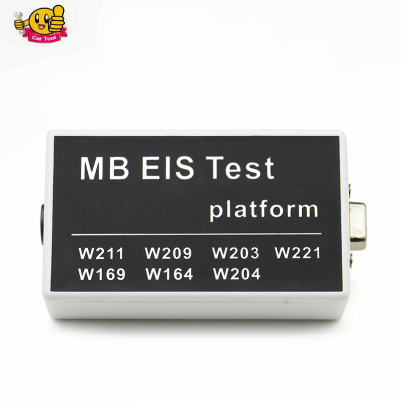 Hot sales For NEW MB EIS W211 W164 W212 MB EIS Test Platform MB Auto Key Programmer For Benz Free Shipping 2016 new arrival key replacement for mercedes benz ak500 key programmer external hdd 320g free shipping