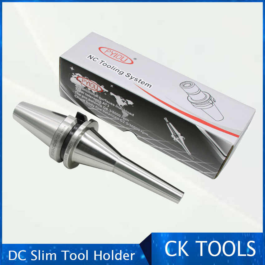 china factory wholesale BT30 BT40 DC6 DC12 120 150 good quality tool holder BT DC precision slim collet chuck