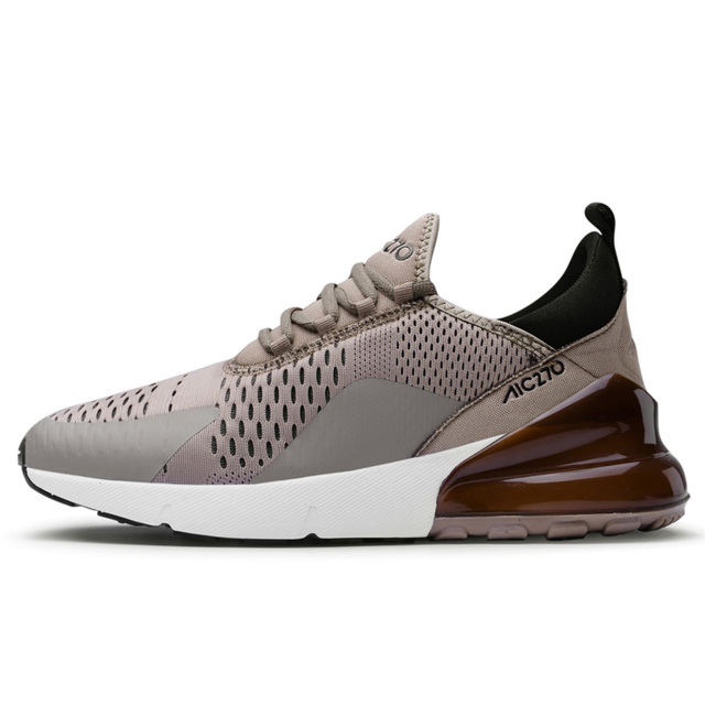 Original New hot 2018 AIR 270 Mens Running Shoes Sneakers Sport Outdoor  Comfortable Breathable Quality Women 07e3f8646366