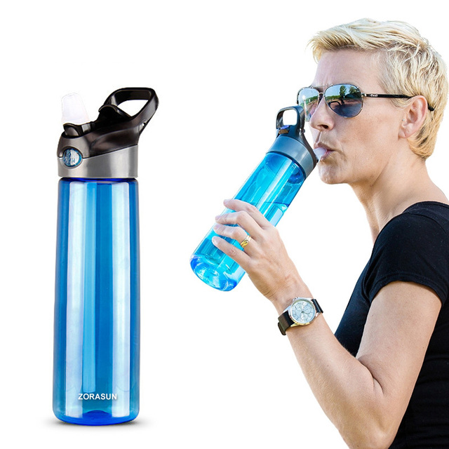 Aliexpress Com Comprar Zorasun Reutilizable Bpa Botella