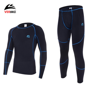 Thermal Underwear Sets 2020 New Men Winter Fleece Long Johns Comfortable Warm Thermo Underwear Thickening Breathable Tights