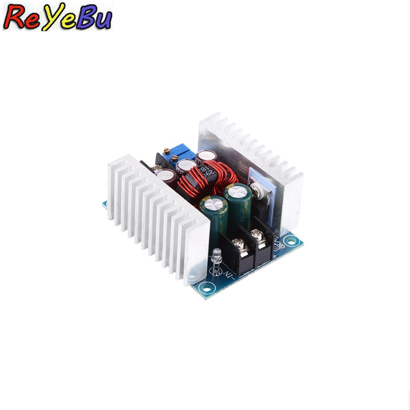 <font><b>300W</b></font> 20A Power Step Down Voltage Module <font><b>DC</b></font>-<font><b>DC</b></font> Buck Converter Module Constant Current LED Driver Electrolytic Capacitor image