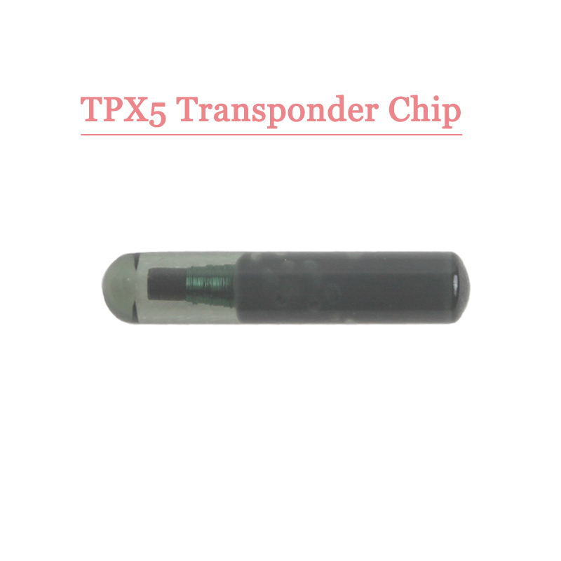 Free Shipping JMA TPX5 Transponder Chip 5pc/lot  With Lowest Price