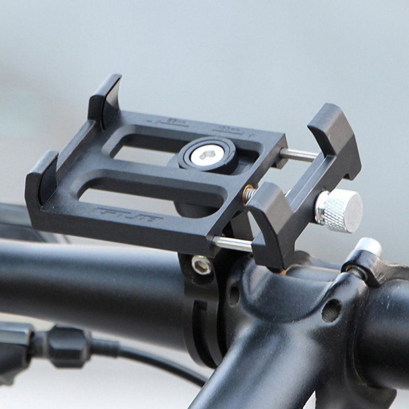 360 Rotating MTB Bicycle Phone Holder Motorcycle Support GPS Mount For Xiaomi Bike Handlebar Accessories