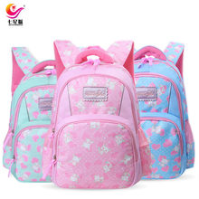 2019 New Children School Bags Backpack Kids Orthopedic Backpack Children Schoolbags for Girls Primary School Book Bag Sac Enfant(China)