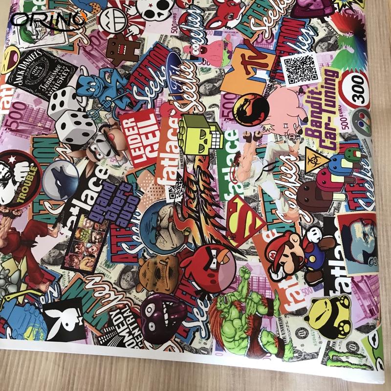 Sticker Bomb Film Vinyl-1