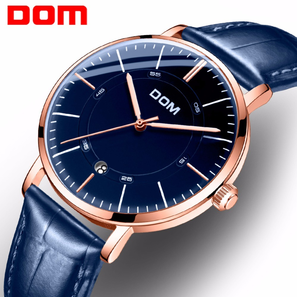 DOM Mens Watches Top Brand Luxury Fashion Skeleton Clock Men Classic Business Watch Automatic Mechanical Watch M-8106DOM Mens Watches Top Brand Luxury Fashion Skeleton Clock Men Classic Business Watch Automatic Mechanical Watch M-8106