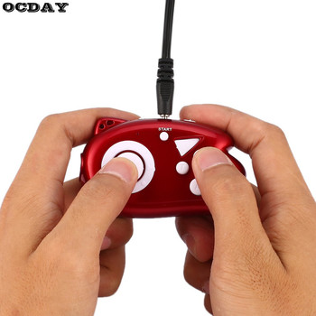 OCDAY MINI Portable 8-bit Handheld Joystick Classic Gaming Game Toy Console For NES Game TV Remote Sensing Output Game Player