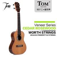 TOM Guitar ukulele manufactory Tenor ukulele 23 inch 26 inch