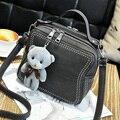 Женщины ретро crossbody сумка маленькая сумка повседневная сумка почтальона сумочки Сумка закрылки Сумки Bolsas Feminina XD3792