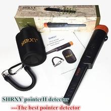 2019 upgrade Metal Detector pointer TRX Pro Pinpoint GP-pointerII waterproof Hand Held Metal Detector with Bracelet