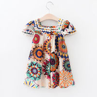 Children Enfant Kids Lace Kid Costume Clothing Infant Baby Girl Summer Strap Sundress Dress Outfit Party