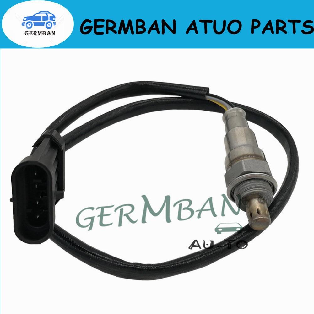 Nouveau capteur d'oxygène fabriqué 90536393 pour Opel Calibra A Astra F G Vectra Zafira VDO 1.8-2.0L 855313 855343 90411959