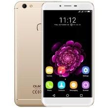 Oukitel U15S Android 6.0 Смартфон 5.5 Дюймов MTK6750T Окта основные 1.5 ГГц Мобильный Телефон 4 Г + 32 ГБ Отпечатков Пальцев сканер Сотовый Телефон