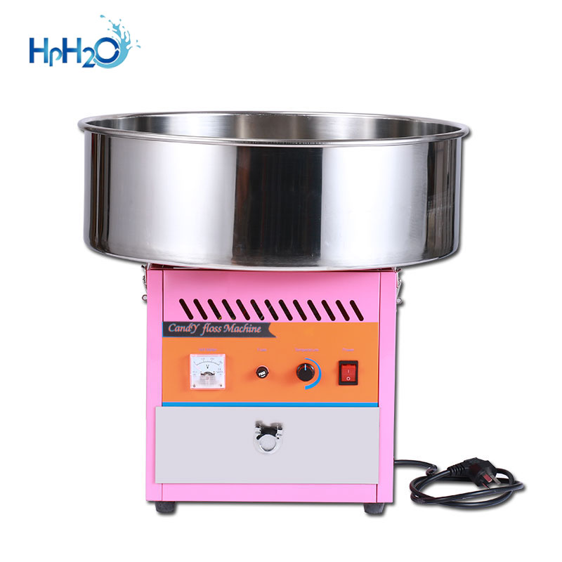 Commercial Electric 110V/220V Sweet Cotton Candy Maker Machine Candy DIY Sugar Floss Machine Flower Type Cotton Candy Machine