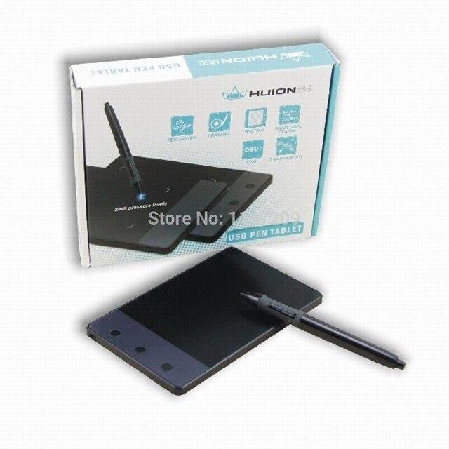 Huion H420 4x2.23 Polegadas Pad Assinatura com Caneta Digital Sem Fios com 3 Teclas de Atalho Frete Grátis