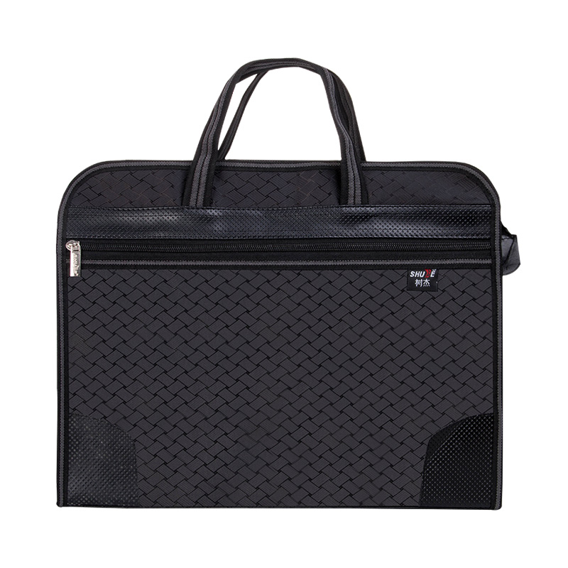 Portable Business Bag, Fashionable Office File Bag, Travel, Work And Shopping Support Customization