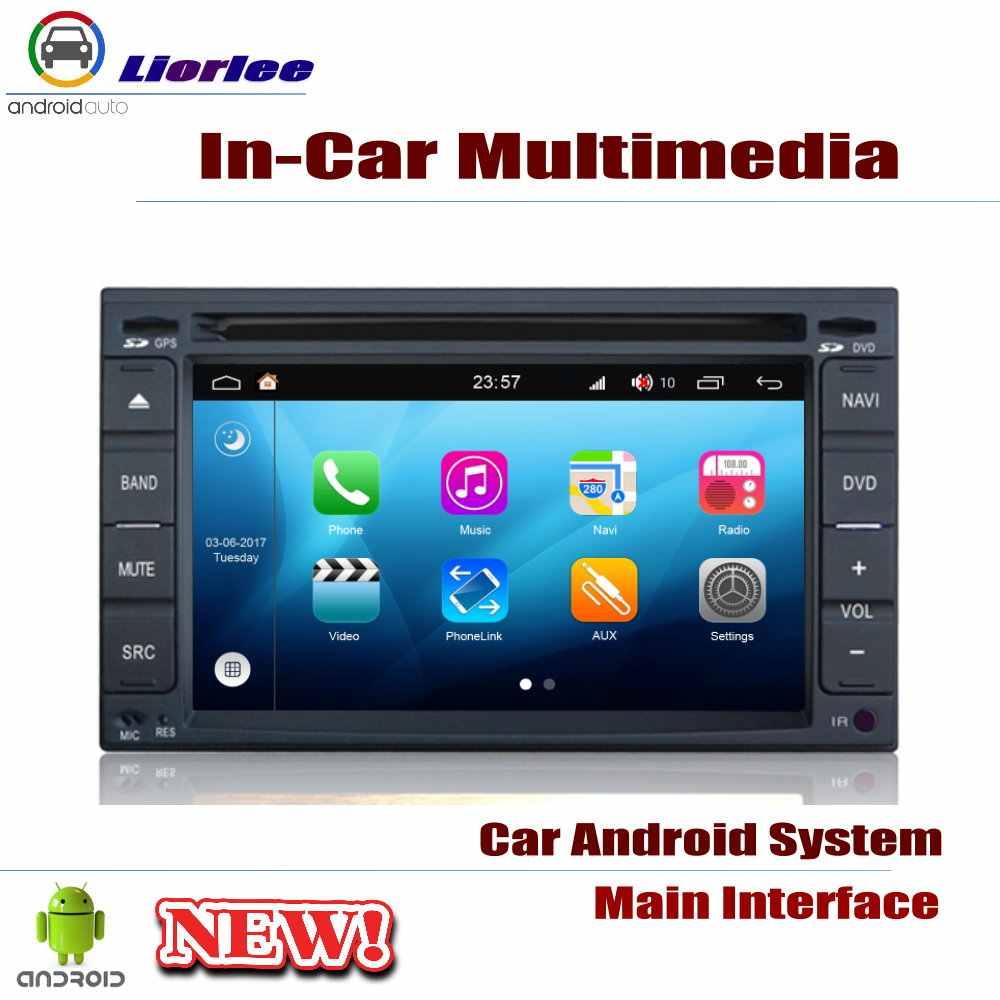 Автомобильный dvd-плеер gps навигация для hyundai Tucson 2006 ~ 2009 автомобильное мультимедиа андроид система HD экран Радио Стерео головное устройство