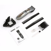 1 Set Professional Waterproof Electric Hair Clipper For Adult Baby Rechargeable Hair Trimmers Hair Cutting Machine